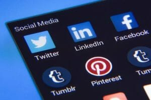 social media 300x200 - 20 Top Ways To Get Your Website Traffic